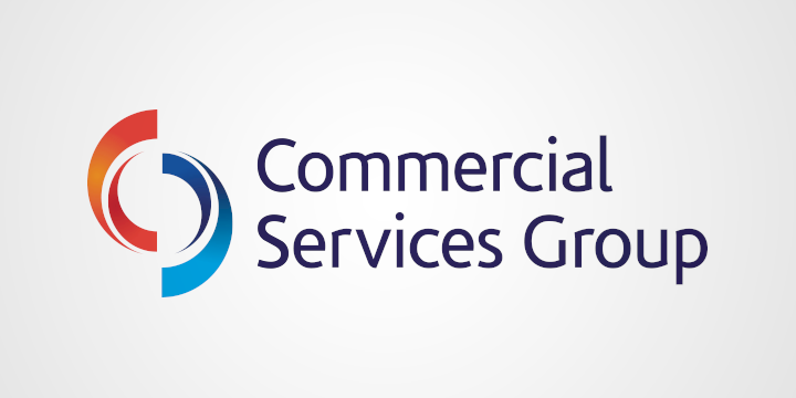 logo - Commercial Services Group