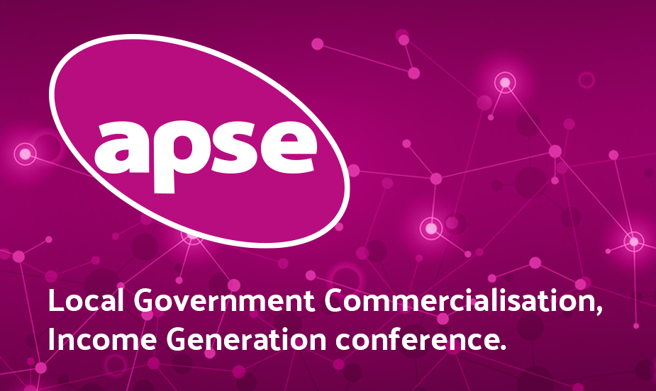 APSE Local Government Commercialisation, Income Generation conference